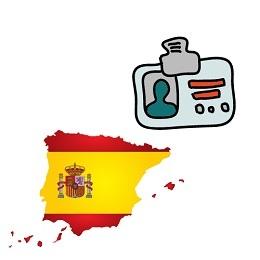 logotipo nacionalidad española