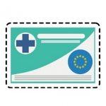 logotipo tarjeta sanitaria europea