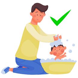 solicitar baja paternidad