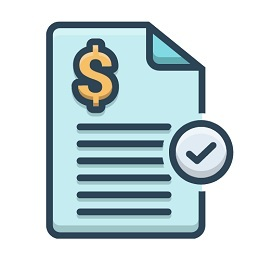 Como hacer una factura logo