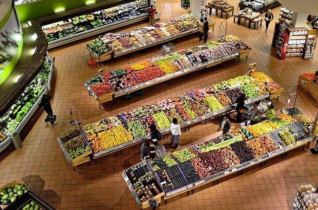 fruteria supermercado