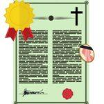 solicitar certificado de ultimas voluntades