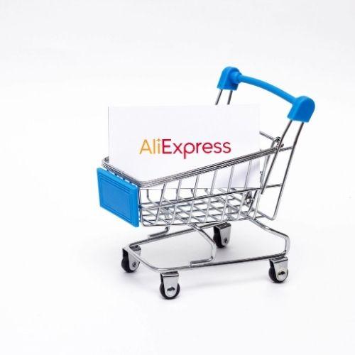 carrito de aliexpress